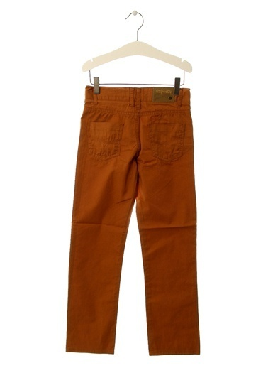 Asymmetry Pantolon Oranj
